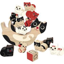 Vilac Balanční hra kočičky