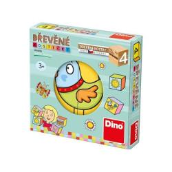 Dino Kostičky pro nejmenší dětičky 4k