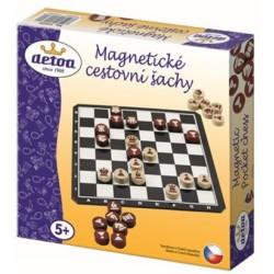 Detoa Magnetické cestovní šachy