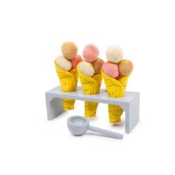 Small Foot Stojan na zmrzlinu Zampolli