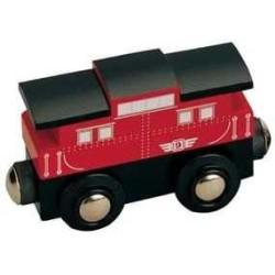 Maxim Dřevěný poštovní vagón