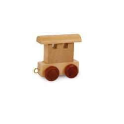 Small Foot Vláčkodráha vláček abeceda vagónek