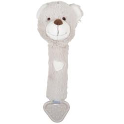 Bigjigs Baby Chrastítko medvídek