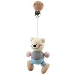 Hess Hračka s klipem medvídek