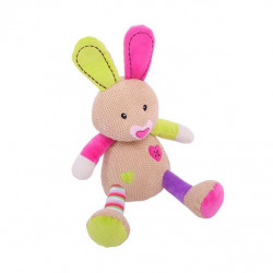 Bigjigs Baby Textilní postavička - Velký králíček Bella