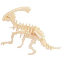 Woodcraft Dřevěné 3D puzzle Parasaurolophus