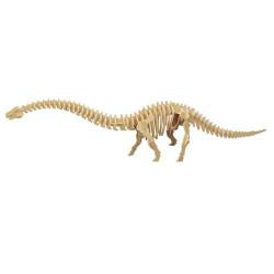 Woodcraft Dřevěné 3D puzzle Diplodocus