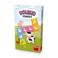 Dino Domino zvířátka