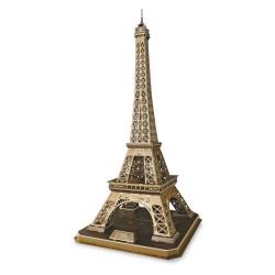 Small Foot Třívrstvé pěnové 3D puzzle Eiffelova věž velká
