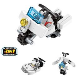 Qman Trans Collector 3v1 2104-10 Motorka Aid 3v1