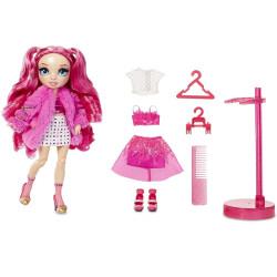 MGA Rainbow High Fashion panenka - Stella Monroe (purpurová)