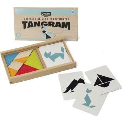 Jeujura Tangram s předlohami