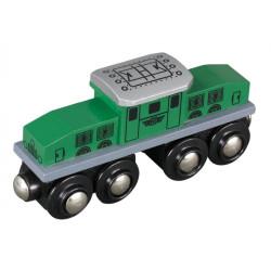 Maxim Dřevěná replika lokomotivy SBB Krokodýl
