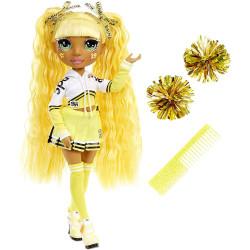 MGA Rainbow High Fashion panenka - Roztleskávačka Sunny Madison
