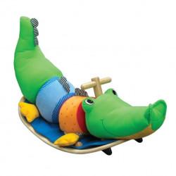 Wonderworld Houpací krokodýl