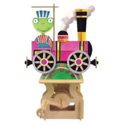 ARToy stavebnice pohyblivého modelu vlak