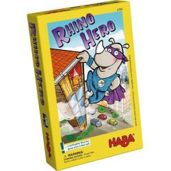 Spoločenká hra Rhino Hero Haba od 5 let
