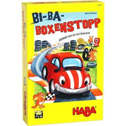 Společenská hra pro děti Pu-Pu Pitstop Haba od 3 let