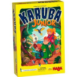 Společenská hra pro děti Karuba junior Haba od 4 let