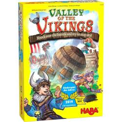 Společenská hra pro děti Údolí Vikingů Haba od 6 let