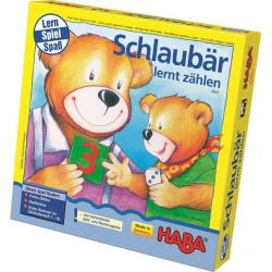 Moudrý medvídek matematika Haba od 4 let