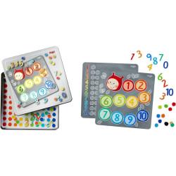 Haba Magnetická skládačka a hra Čísla od 5 let