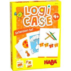 Logická hra pro děti - rozšíření Zvířátka LogiCASE Haba od 4 let
