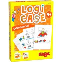 Logická hra pro děti - rozšíření Život kolem nás LogiCASE Haba od 4 let