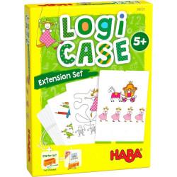 Logická hra pro děti - rozšíření LogiCASE Haba od 5 let