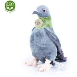 Rappa Plyšový holub 23 cm ECO-FRIENDLY