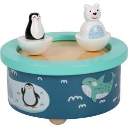 Small Foot Hrací skříňka Arctic