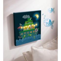 Haba Noční světlo - dobrou noc - loď