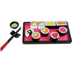 Small Foot Dřevěný sushi set