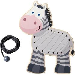 Haba Provlékací hra zebra