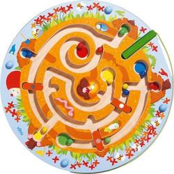 Haba Magnetická hra - krtkovo bludiště
