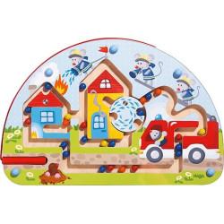 Haba Magnetická hra - myší hasiči