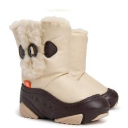 Demar EMU A (béžové) - Dětské sněhule