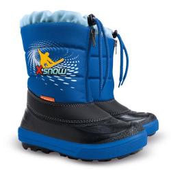 Demar Kenny 2NA X-Snow (modré) - Dětské sněhule