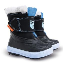 Demar Bear A (modré) - Dětské sněhule