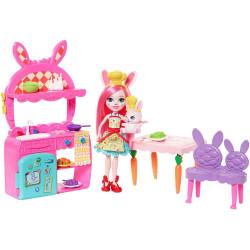 Mattel Enchantimals domácí pohoda III. kuchyň