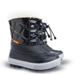 Demar Furry 2 NB (černé)- Dětské sněhule