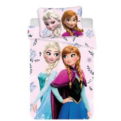 Jerry Fabrics povlečení Frozen floral 100×135 cm + 40x60 cm