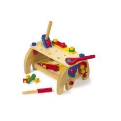 Small Foot Ponk pracovní stůl slon