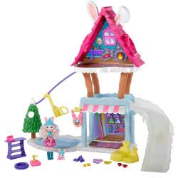 Mattel Enchantimals Horská chatka herní