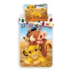 Jerry Fabrics povlečení Lví král 140x200 70x90