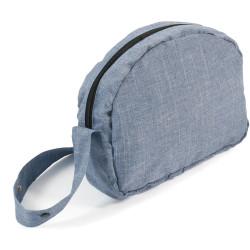 Bayer Chic přebalovací taška na kočárek pro panenky 15 - růžová světle šedá