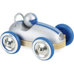 Vilac Dřevěné auto Roadster vintage stříbrné